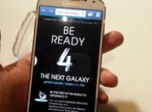 Samsung galexy s4