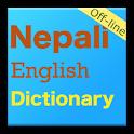 Nepali Dictionery offline apps logo