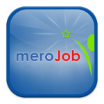 merojob logo
