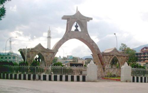 shahid gate kathmandu nepal