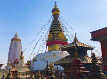 Swoyambu World Heritage Nepal